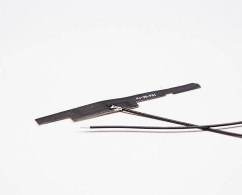 FPC软板天线焊接3G RF 1.13黑色线材+TD
