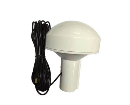 gps蘑菇天线北斗天线焊RG174射频同轴线焊SMA公头